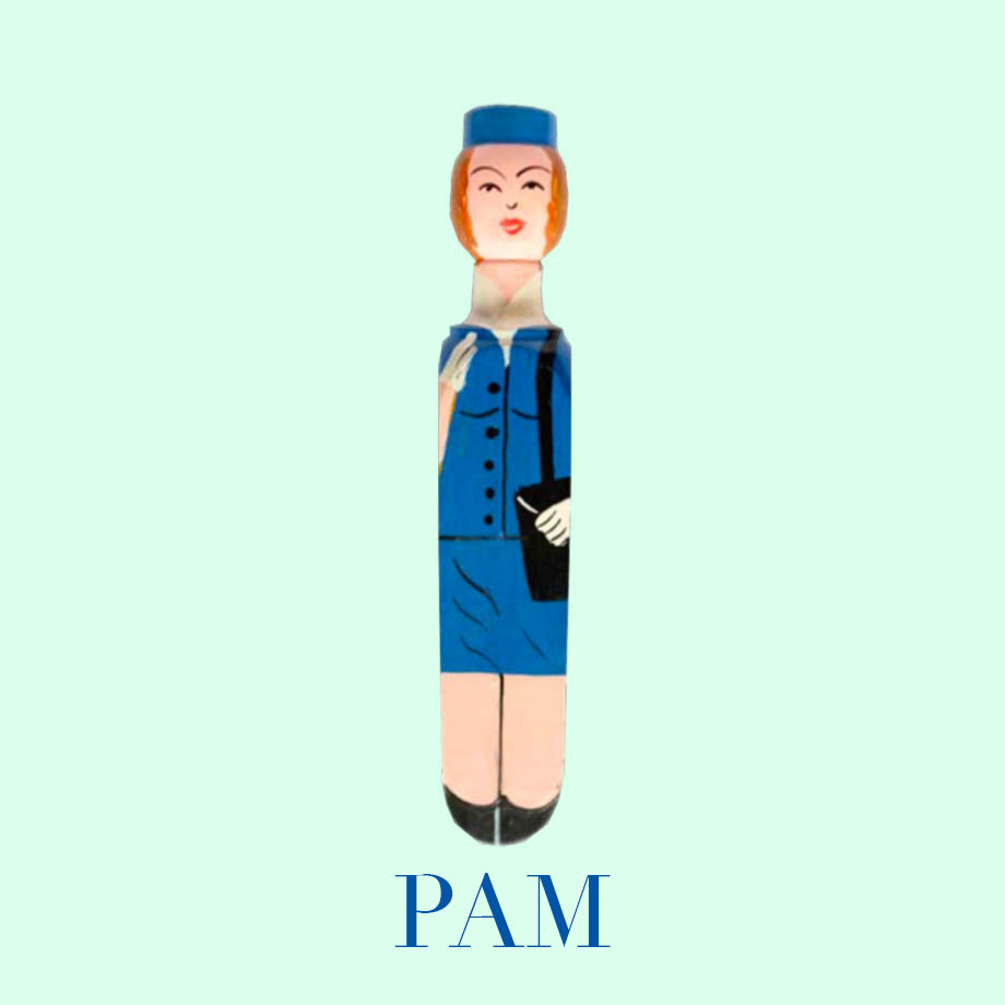 Pam Doorstop by Wedgies