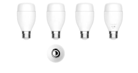Image of 6W E27 240V WIFI Lamp Wireless LED Light Bulb
