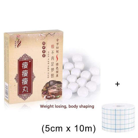 Image of 40 PCS TRADITIONAL SLIMMING PATCH