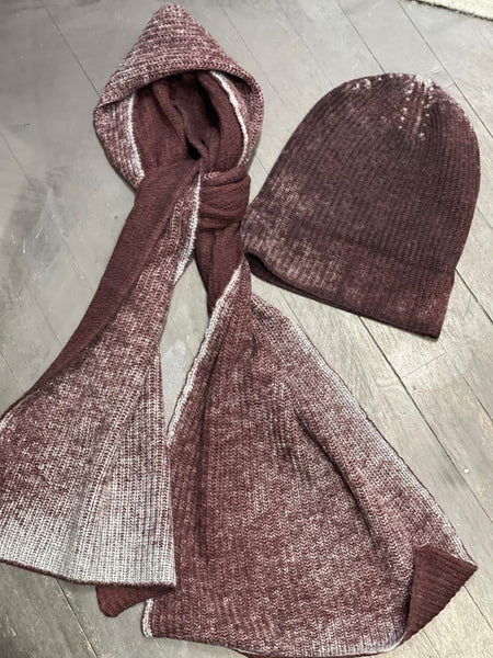 Autumn Cashmere Inked Shaker Scarf