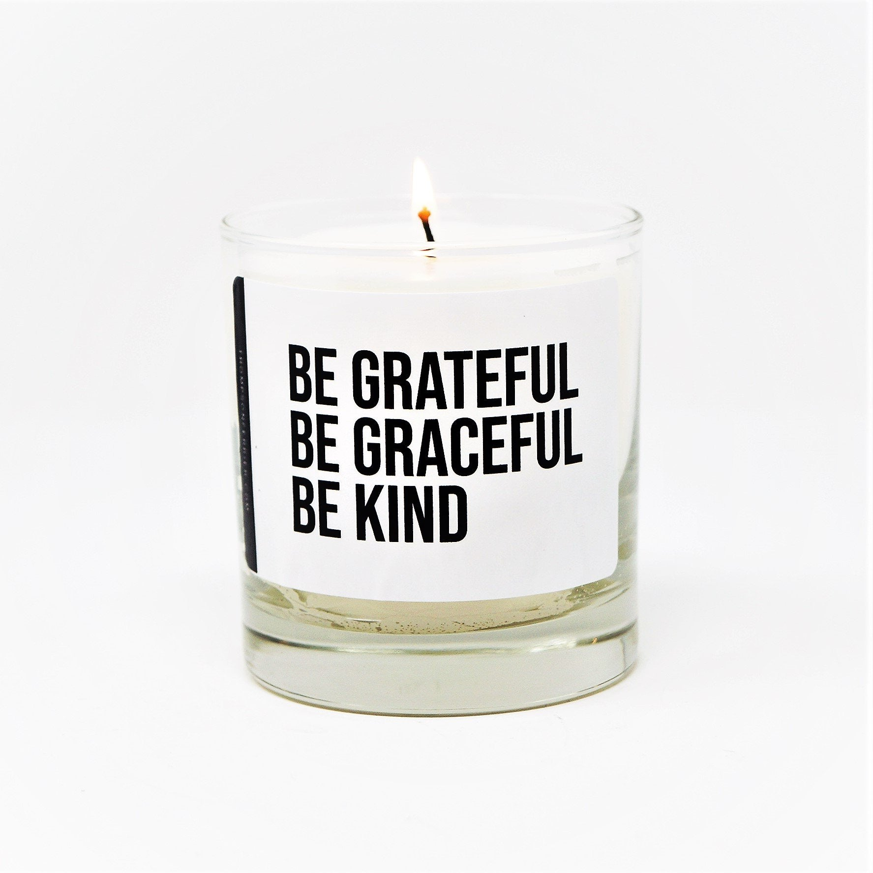 Thompson Ferrier Be Grateful Candle