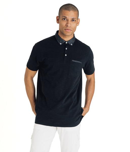 Good Man Brand Soft Club Jersey Polo
