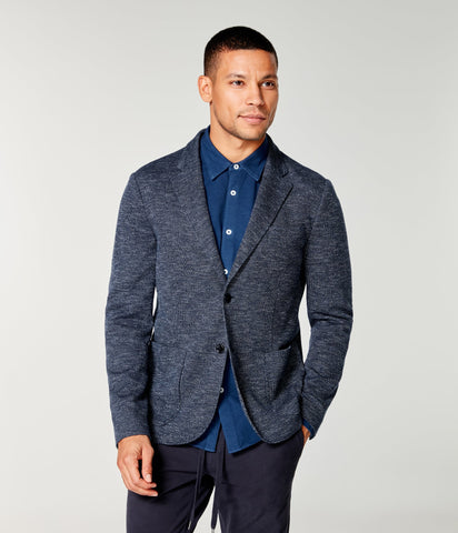 Good Man Brand Bi-Color Soft Birdseye Blazer