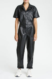 Pistola Grover Vegan leather Field Suit