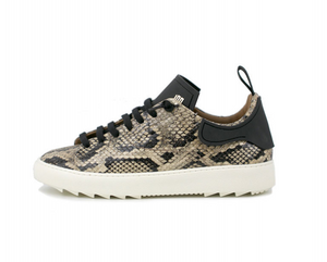 EsseUtEsse Snake Skin Sneakers