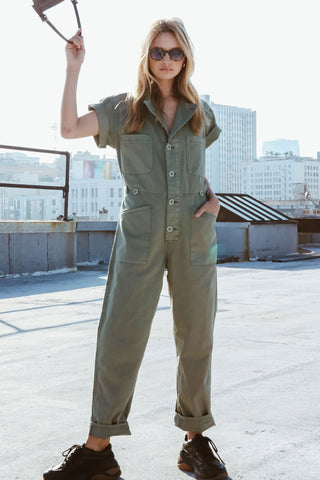 Pistola Grover Short Sleeve Field Suit