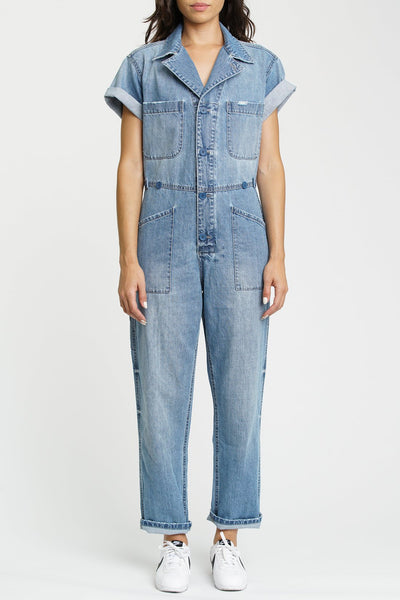 Pistola Grover Short Sleeve Field Suit in Disoriented