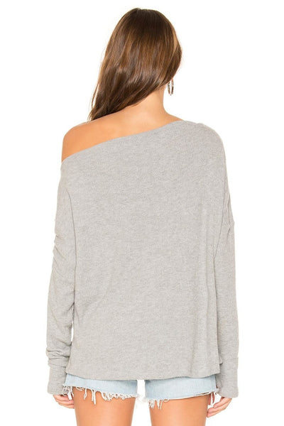 Michael Lauren Santos Drop Shoulder Sweater