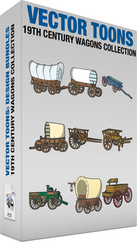 19th Century Wagons Collection