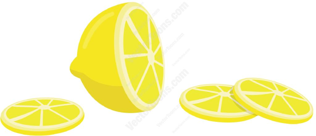 Lemon Sliced Up