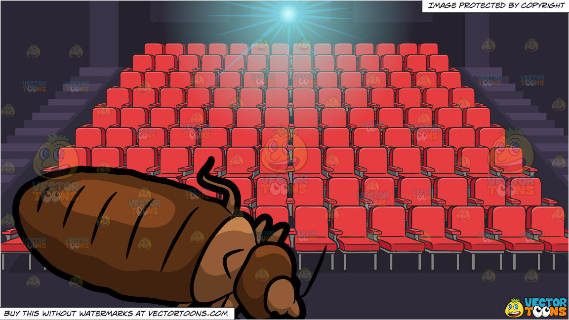Bed Bugs In Movie Theater