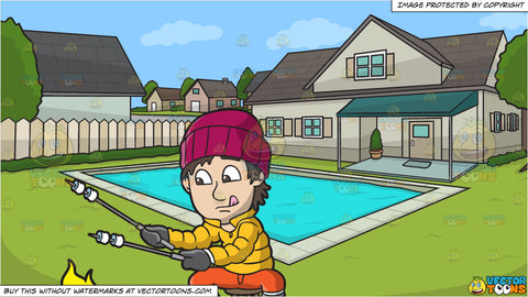 Cartoons Tagged Hungry Page 41 Clipart Cartoons By Vectortoons