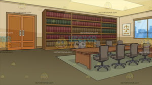 A Meeting Room Of A Law Firm Background
