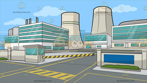 A Nuclear Power Plant Background
