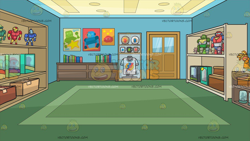 A Playroom Background