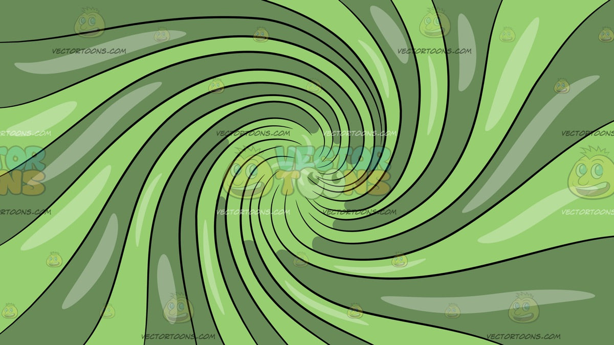A Psychedelic Swirl Background