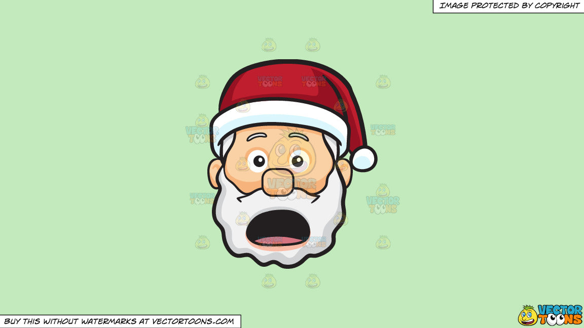 Clipart A Shocked And Aghast Face Of Santa Claus On A Solid Tea Green Clipart Cartoons By Vectortoons Aghast synonyms, aghast pronunciation, aghast translation, english dictionary definition of aghast. vector toons