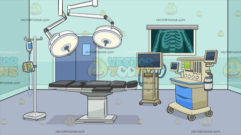 A Surgery Room Background