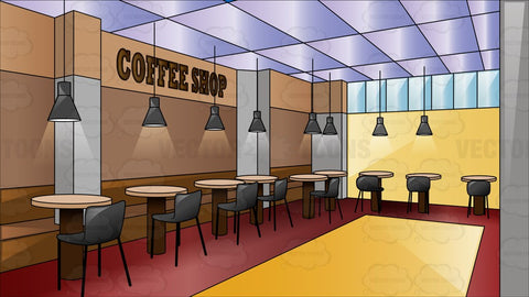 A Swanky Coffee Shop