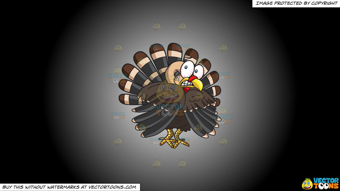 Free Scared Turkey Clipart, Download Free Clip Art, Free Clip Art on Clipart  Library