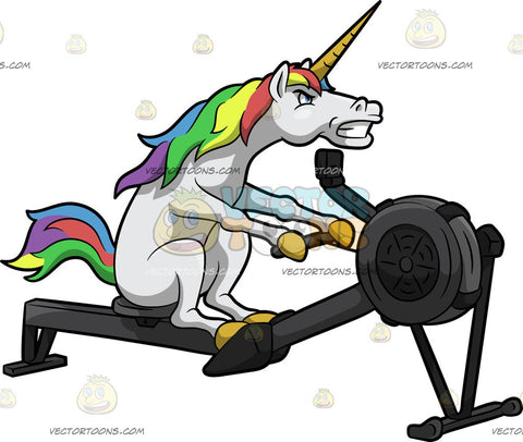 A Tough Rainbow Unicorn