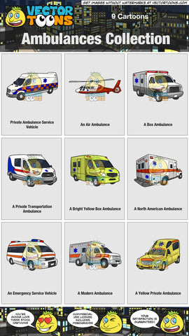 Ambulances Collection
