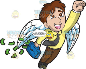 A Flying Super Angel Investor