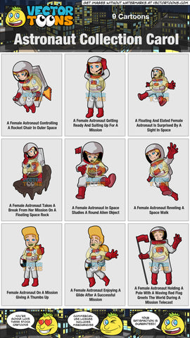 Astronaut Collection Carol