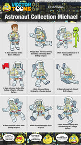Astronaut Collection Michael