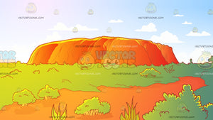 Ayers Rock Background