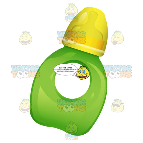 A Fun Designed Feeding Bottle