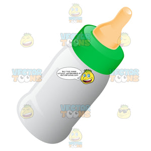 Basic Baby Bottle For Feeding
