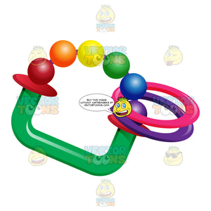 Multiple Shaped Rattle