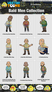 Bald Men Collection