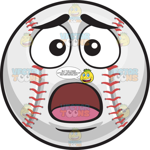 A Shocked Baseball