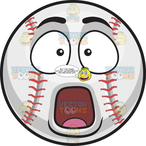 A Stunned Baseball