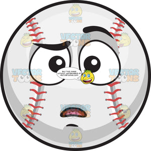 A Baffled Baseball
