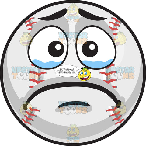 A Crying Baseball