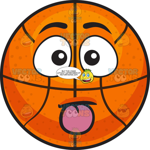 A Playful Basketball