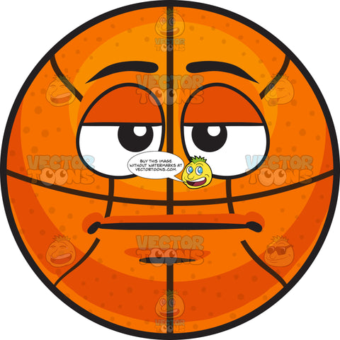 A Bored Basketball