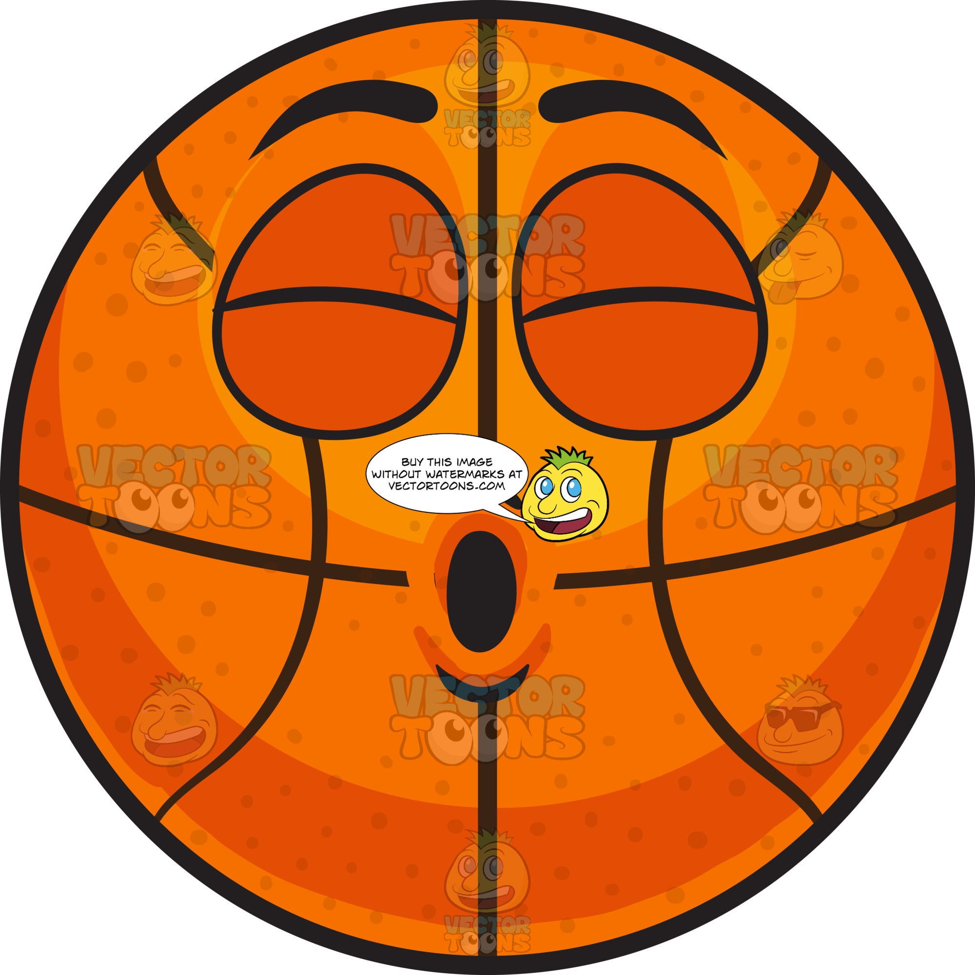 A Whistling Basketball