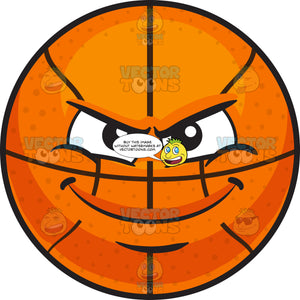 A Mischievous Basketball