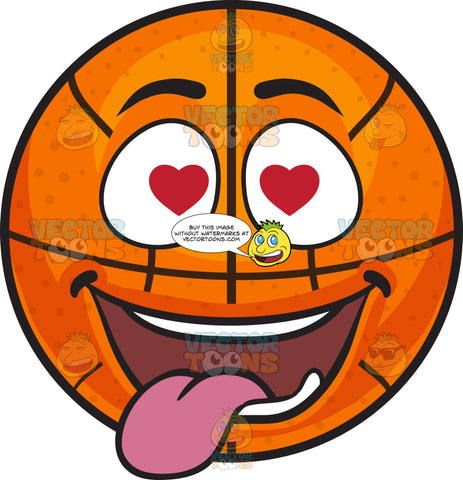 A Basketball In Love