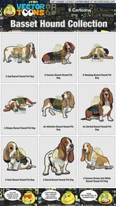 Basset Hound Collection