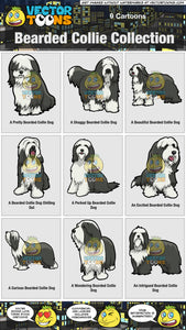 Bearded Collie Collection