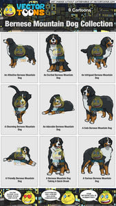 Bernese Mountain Dog Collection