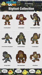 Bigfoot Collection