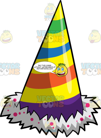 A Birthday Party Hat