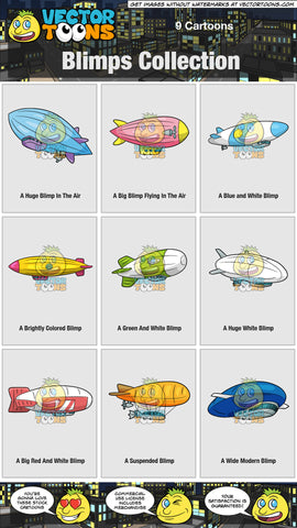 Blimps Collection