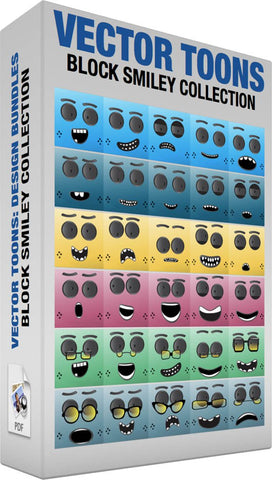 Block Smiley Collection